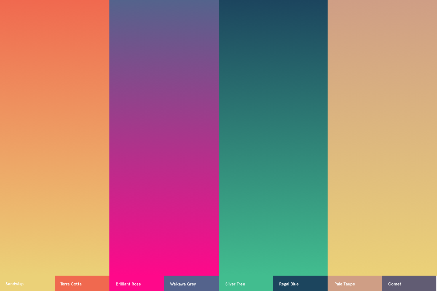 Color-Gradient